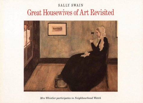 9780586213940: Great Housewives of Art Revisited