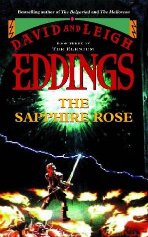9780586215036: The Sapphire Rose (The Elenium)