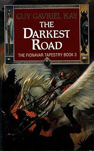 9780586215241: The Darkest Road: Fionavar Tapestry Bk. 3