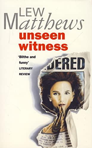9780586217771: Unseen Witness