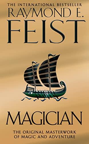 9780586217832: Magician (Riftwar saga)