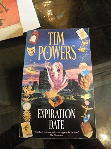 9780586218563: Expiration Date [true 1st edition, *SIGNED*]