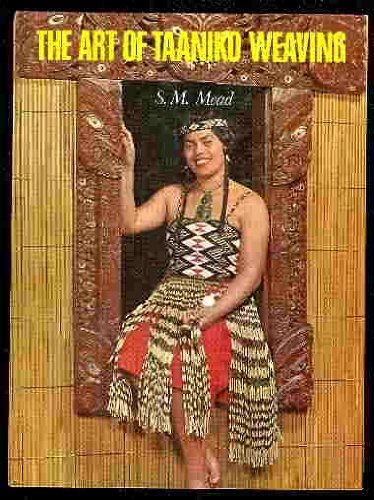 9780589000059: The Art of Taaniko Weaving