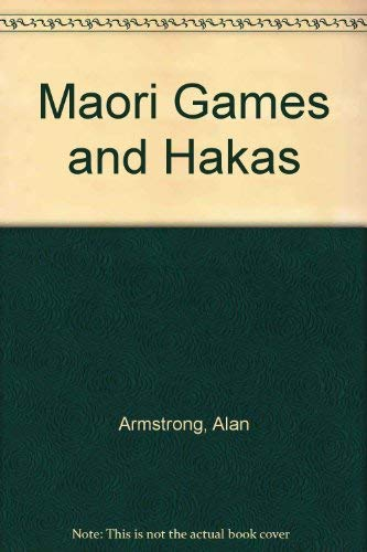 9780589002046: Maori Games and Hakas