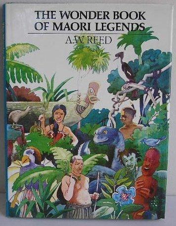 9780589003876: Wonder Book of Maori Legends