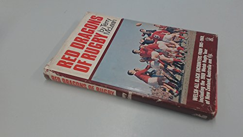 9780589003951: Red Dragons of Rugby: Welsh-All-Black Encounters from 1905-69