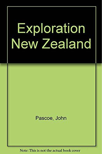 Exploration New Zealand: Pascoe, John