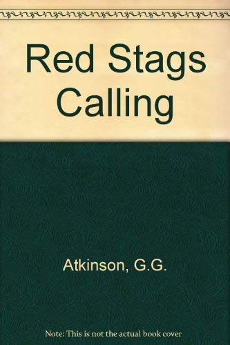 9780589008574: Red Stags Calling
