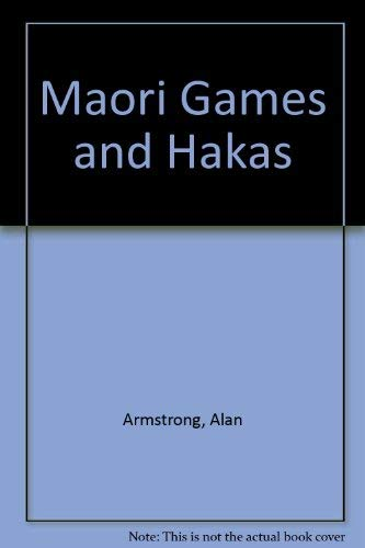 9780589008901: Maori Games and Hakas