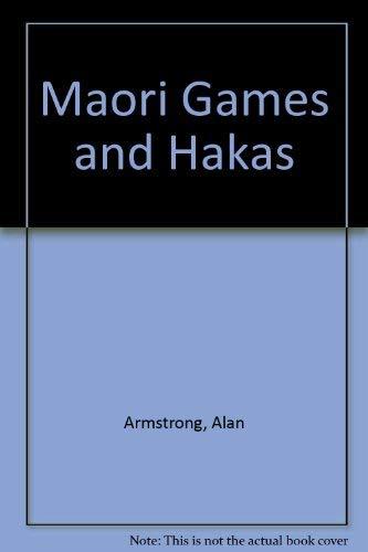 9780589008901: Maori Games and Hakas