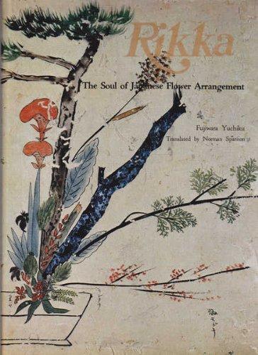 9780589010003: Rikka: The soul of Japanese flower arrangement