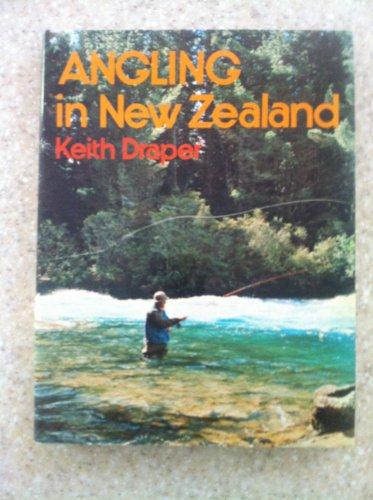 "Angling in New Zealand [& 2 BONUS Booklets: ""Trout Fishing in New Zealand/Rotorua&..."