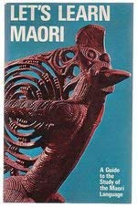 9780589042424: Let's learn Maori: A guide to the study of the Maori language