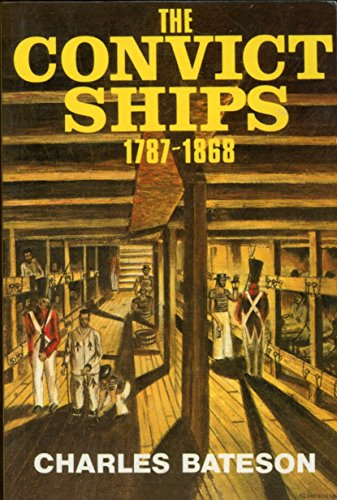 9780589071462: Convict Ships, 1787-1868