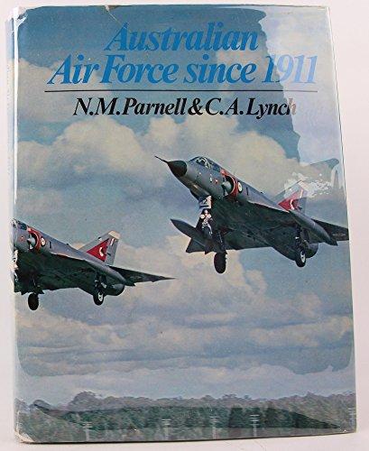 9780589071530: Royal Australian Air Force Since 1911