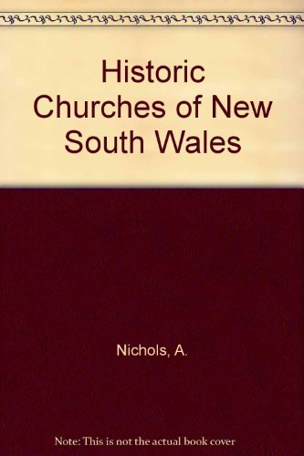Historic Churches of New South Wales