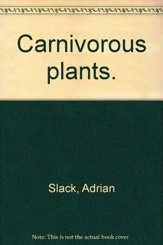 9780589501426: Carnivorous plants.