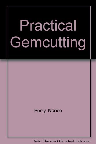 9780589501921: Practical Gemcutting