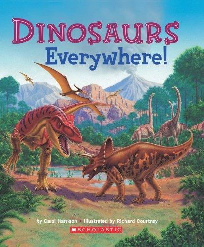 9780590000895: Dinosaurs Everywhere