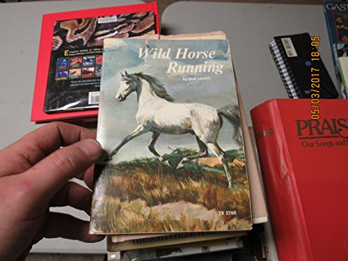 Wild Horse Running (0590000926) by Savitt, Sam