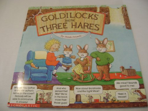 9780590002189: Goldilocks and the three hares