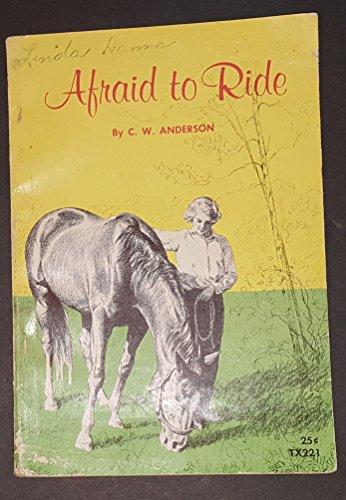 9780590002387: Afraid to Ride