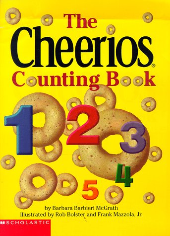 9780590003216: The Cheerios Counting Book