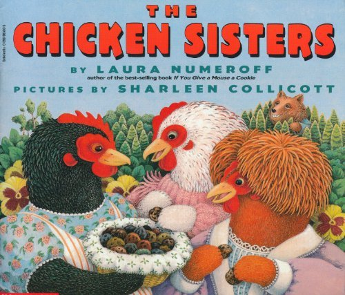 9780590003308: The Chicken Sisters