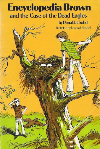 9780590003568: Encyclopedia Brown and the Case of the Dead Eagles (Encyclopedia Brown (Paperback))