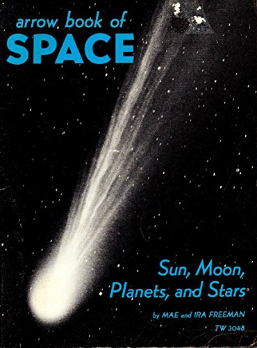 Arrow book of space: Sun, moon, planets,: Freeman, Mae Blacker
