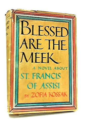 9780590005586: Blessed are The Meek