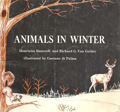 9780590013215: Animals in Winter