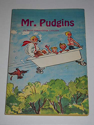 Mr. Pudgins: Ruth Christoffer Carlsen