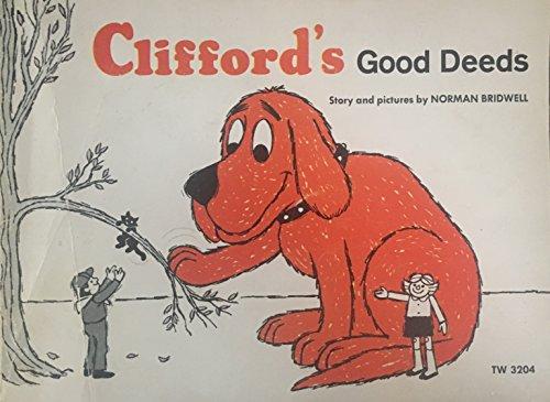 9780590013796: Clifford's Good Deeds