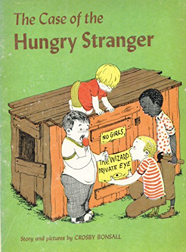 9780590014632: The Case of the Hungry Stranger