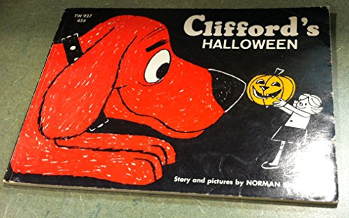 9780590014663: Clifford's Halloween