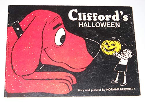 Clifford's Halloween (0590014668) by Bridwell, Norman