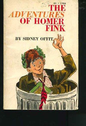 9780590015431: Adventures of Homer Fink