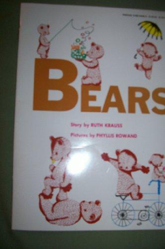 9780590015462: Bears