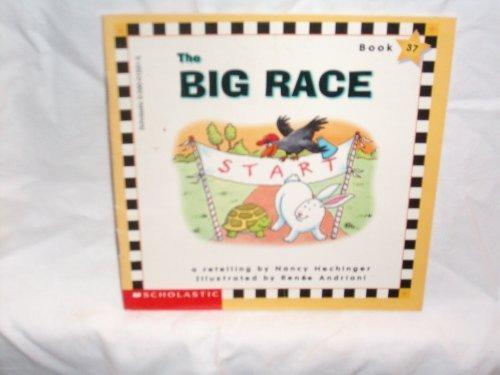 9780590015912: The big race (Scholastic phonics readers)
