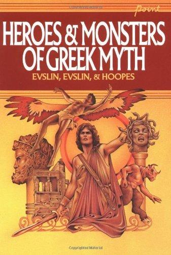 9780590015967: Heroes & Monsters of Greek Myth