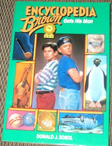 9780590016278: Encyclopedia Brown Gets His Man