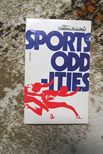 Ripley's Believe It or Not! Sports Oddities (9780590016285) by Ripley's Believe it or Not