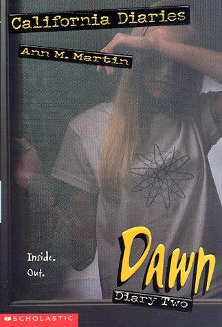 Dawn, Diary Two (California Diaries, No. 7): Martin, Ann Matthews