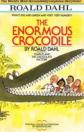 The Enormous Crocodile: Roald Dahl
