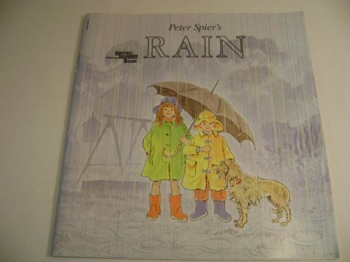 Rain (0590019694) by Peter Spier