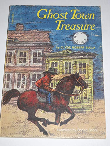 9780590020640: Ghost Town Treasure