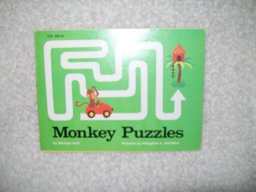 9780590021562: Monkey Puzzles