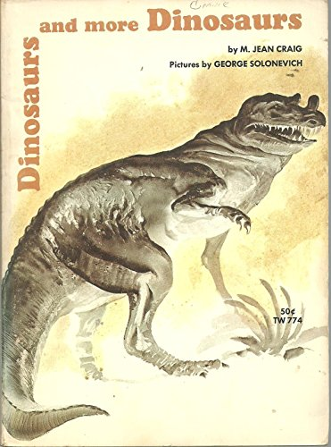 9780590022224: Dinosaurs and More Dinosaurs