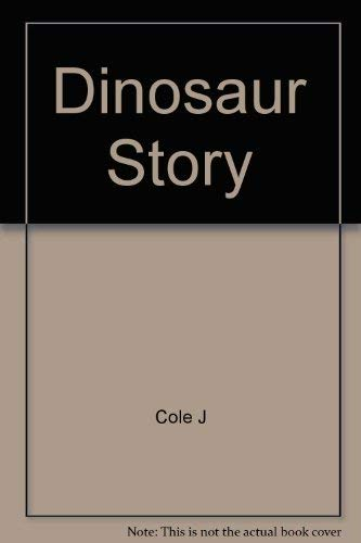 9780590022941: Dinosaur Story
